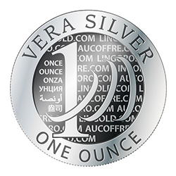 Vera Silver 1 once (LSP - 40MM)