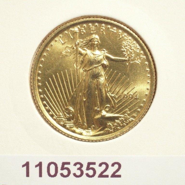 Eagle 1/4 once 10 Dollars US