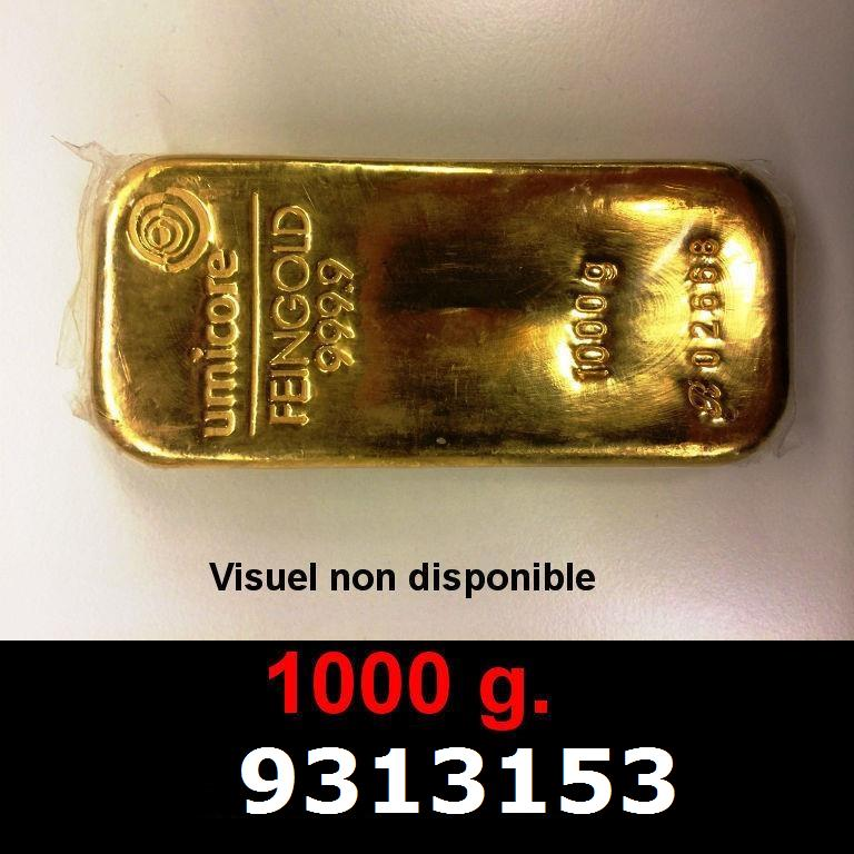 100 grammes d'or pur (LSP)