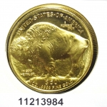 Réf. 11213984 Buffalo 1 once 50 Dollars US (LSP) - REVERS