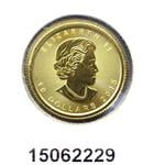 Maple Leaf 1/4 once 10 Dollars Canada Elizabeth II - 9999