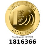 Vera Valor 1 once (LSP)  2018 - 6 langues- 2eme type