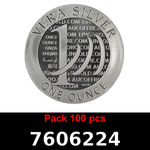 Lot 100 Vera Silver 1 once (LSP)  2015 - 2eme type