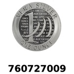 Vera Silver 1 once (LSP - 40MM)  2015