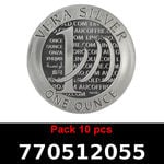 Lot 10 Vera Silver 1 once (LSP)  2015 - 2eme type