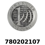 Vera Silver 1 once (LSP - 40MM)  2015 - 2eme type