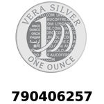 Vera Silver 1 once (LSP)  2018