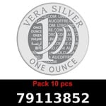 Lot 10 Vera Silver 1 once (LSP)  2018