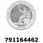 Réf. 791164462 Vera Silver 1 once (LSP - 40MM)  2018 - REVERS